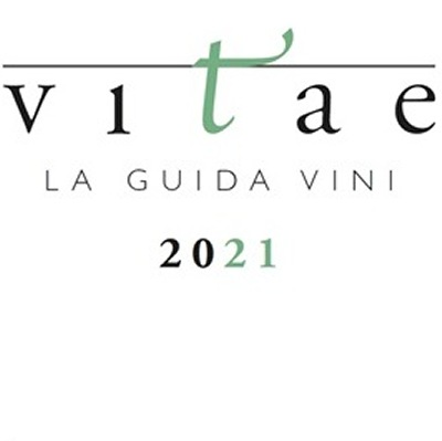 4 ''Viti'' the highest award of the Guide Vitae AIS ed. 2021