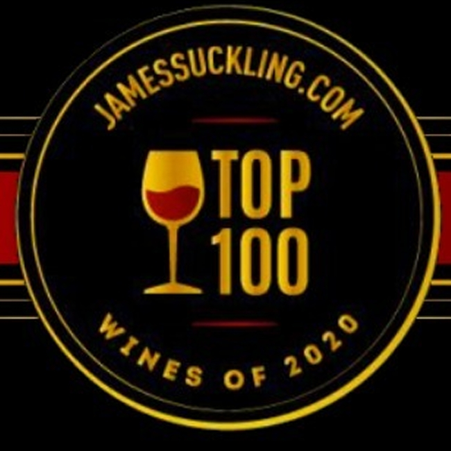 TOP 100 of Italy 2020 by James Suckling