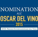 Nomination all'Oscar del Vino 2015