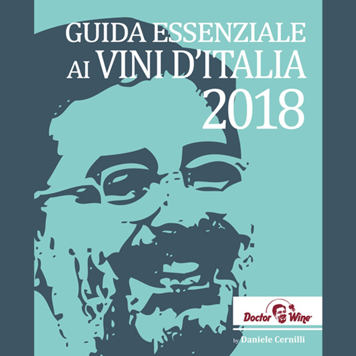 The Guida essenziale ai vini d'Italia 2018 wine guide confirms Jermann wines their top ranking choice